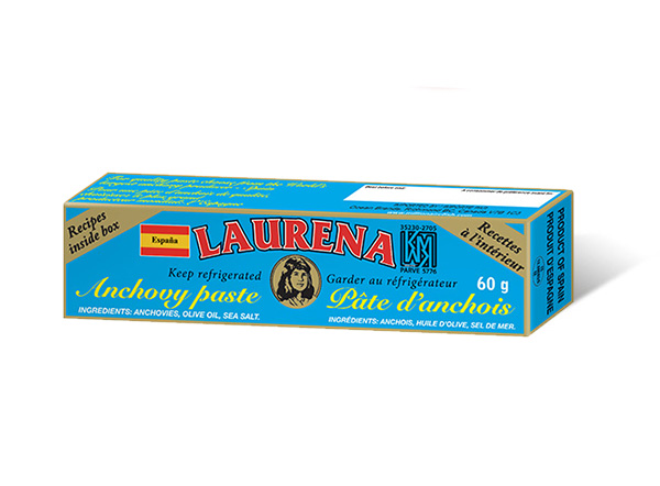 One can of Club Des Millionnaires Laurena Anchovy Paste