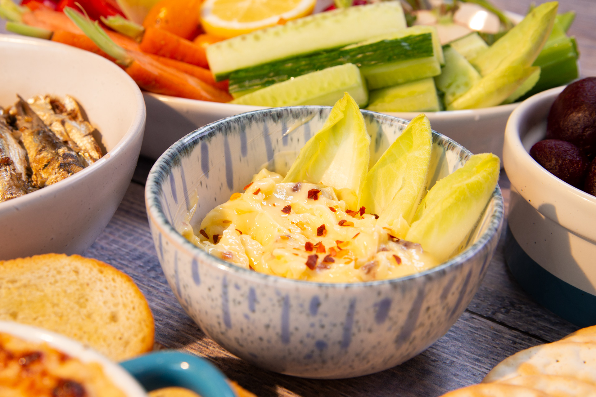 Anchovy Butter Spread